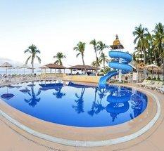 Piscina Hotel Krystal Ixtapa Ixtapa-Zihuatanejo