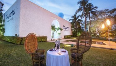 Restaurante Bogart's Hotel Krystal Ixtapa Ixtapa-Zihuatanejo