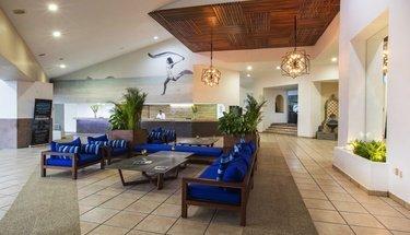 Recepción Hotel Krystal Ixtapa Ixtapa-Zihuatanejo