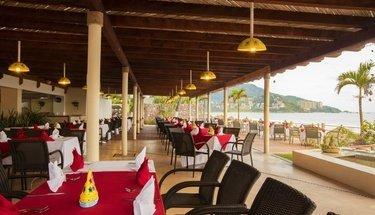 Restaurante Las Velas Hotel Krystal Ixtapa Ixtapa-Zihuatanejo